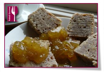 PabloD Gourmet - Nötterkaka, un pastel con sabor navideño para el verano