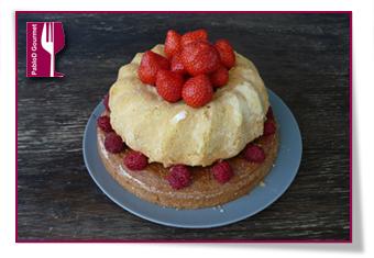PabloD Gourmet - Sommartårta, una tarta perfecta después de una barbacoa