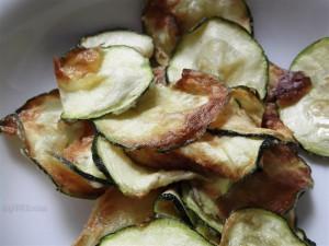 Chips de calabacino by T®e