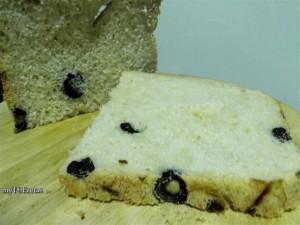 Pan de aceitunas y cebolleta by T®e
